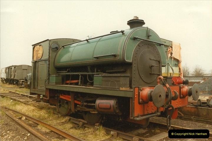 1984-04-08 Quainton Road, Aylesbury, Buckinghamshire.   (1)0676
