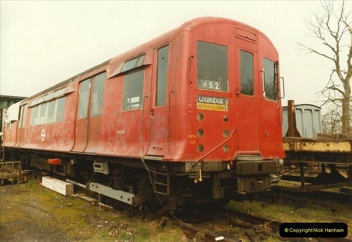 1984-04-08 Quainton Road, Aylesbury, Buckinghamshire.   (4)0679
