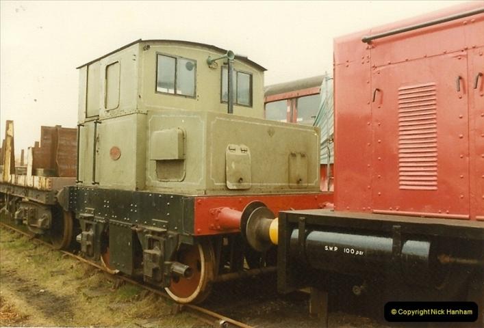 1984-04-08 Quainton Road, Aylesbury, Buckinghamshire.   (5)0680