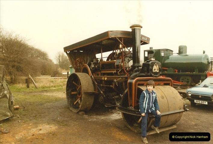 1984-04-08 Quainton Road, Aylesbury, Buckinghamshire.   (7)0682