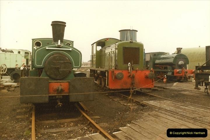 1984-04-08 Quainton Road, Aylesbury, Buckinghamshire.   (8)0683