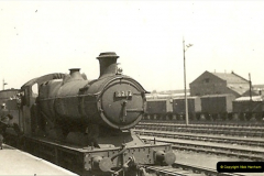 1955 to 1959 British Railways in Black & White.  (10)0010