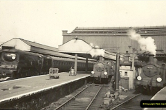 1955 to 1959 British Railways in Black & White.  (14)0014