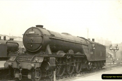 1955 to 1959 British Railways in Black & White.  (18)0018