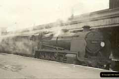 1955 to 1959 British Railways in Black & White.  (2)0002