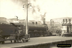 1955 to 1959 British Railways in Black & White.  (20)0020
