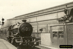1955 to 1959 British Railways in Black & White.  (23)0023