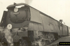 1955 to 1959 British Railways in Black & White.  (3)0003