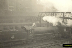 1955 to 1959 British Railways in Black & White.  (30)0030