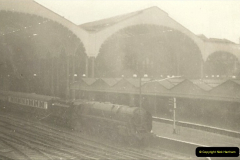 1955 to 1959 British Railways in Black & White.  (31)0031