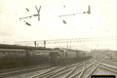 1955 to 1959 British Railways in Black & White.  (32)0032