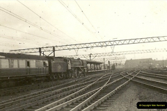 1955 to 1959 British Railways in Black & White.  (33)0033