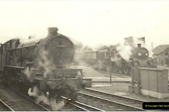 1955 to 1959 British Railways in Black & White.  (36)0036