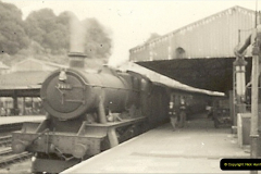 1955 to 1959 British Railways in Black & White.  (38)0038