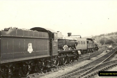 1955 to 1959 British Railways in Black & White.  (39)0039