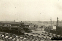 1955 to 1959 British Railways in Black & White.  (41)0041