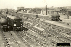 1955 to 1959 British Railways in Black & White.  (42)0042