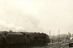 1955 to 1959 British Railways in Black & White.  (45)0045