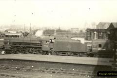 1955 to 1959 British Railways in Black & White.  (49)0049