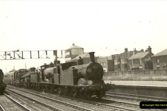 1955 to 1959 British Railways in Black & White.  (6)0006