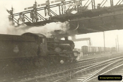 1955 to 1959 British Railways in Black & White.  (7)0007