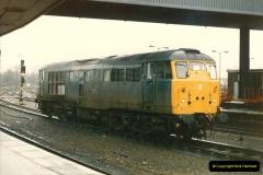 Railways UK 1986 to 1988