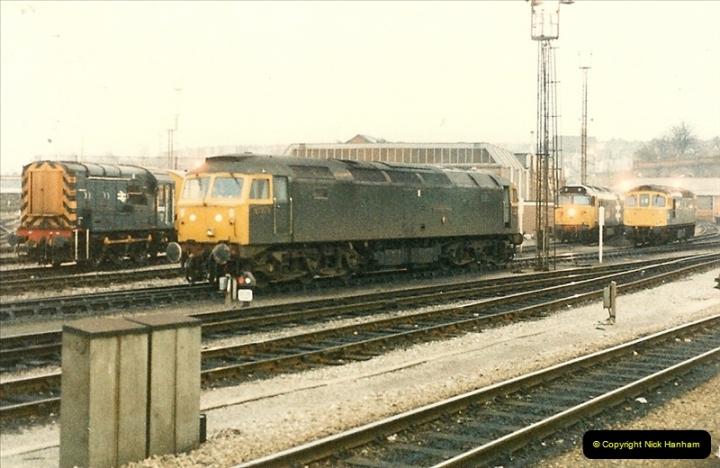 1986-02-01 Bristol Temple Meads.  (15)0015