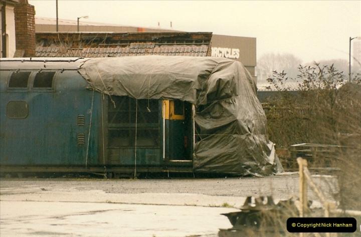 1986-02-01 Bristol Temple Meads.  (3)0003