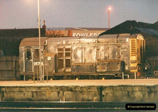 1986-02-01 Bristol Temple Meads.  (31)0031