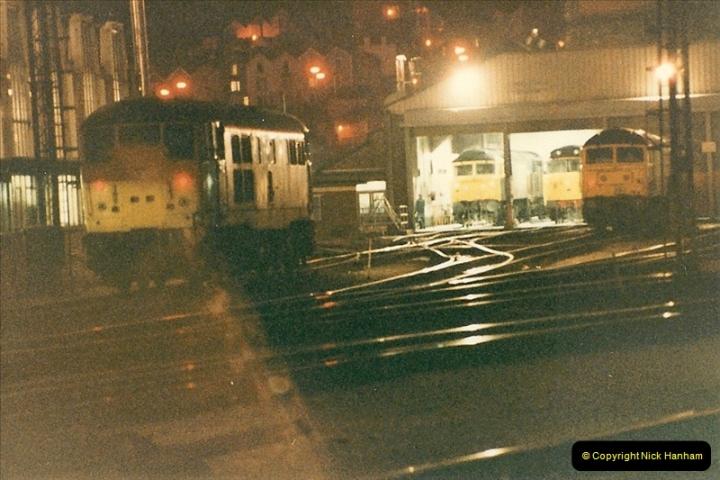 1986-02-01 Bristol Temple Meads.  (32)0032