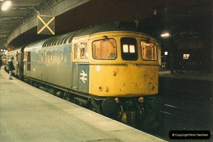 1986-02-01 Bristol Temple Meads.  (34)0034
