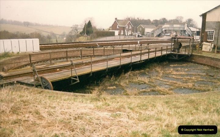 1986-02-02 Yeovil Junction.  (10)0045
