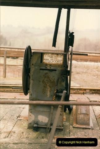 1986-02-02 Yeovil Junction.  (11)0046