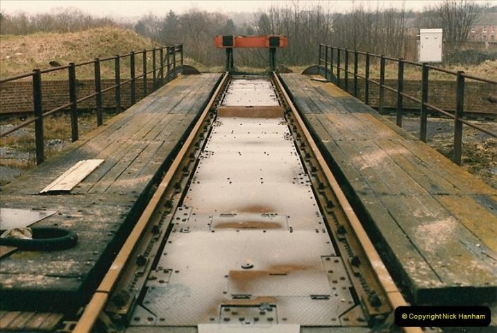 1986-02-02 Yeovil Junction.  (13)0048