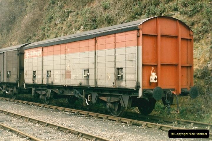 1986-02-02 Yeovil Junction.  (3)0038