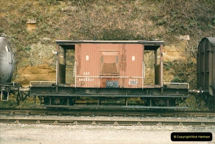 1986-02-02 Yeovil Junction.  (6)0041