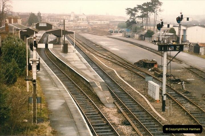 1986-02-02 Yeovil Penn Mill.  (1)0049