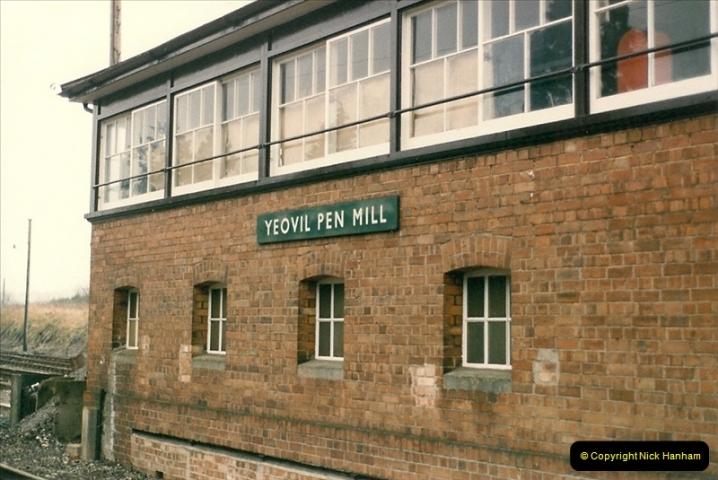 1986-02-02 Yeovil Penn Mill.  (5)0053