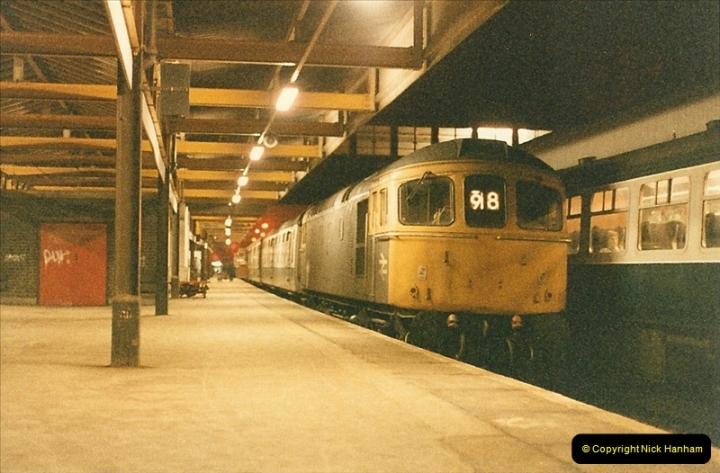 1986-03-06 Southampton Central.  (10)0066