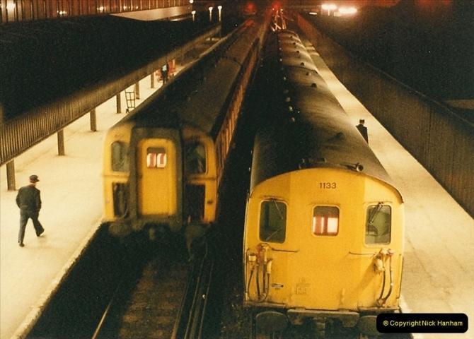 1986-03-06 Southampton Central.  (12)0068