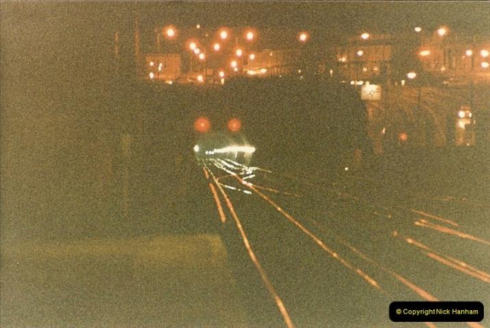 1986-03-06 Southampton Central.  (13)0069