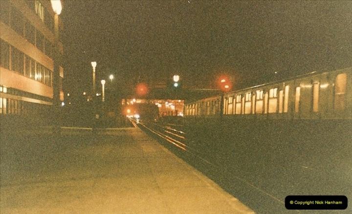1986-03-06 Southampton Central.  (3)0059