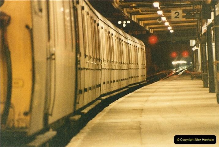 1986-03-06 Southampton Central.  (6)0062