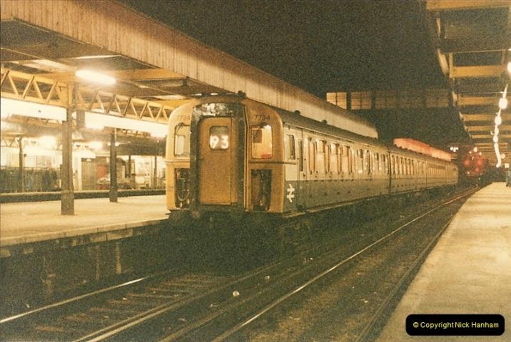 1986-03-06 Southampton Central.  (8)0064
