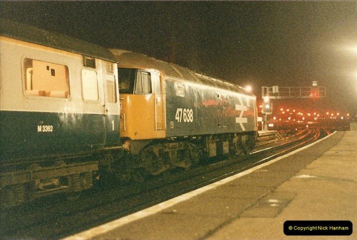 1986-03-06 Southampton Central.  (9)0065