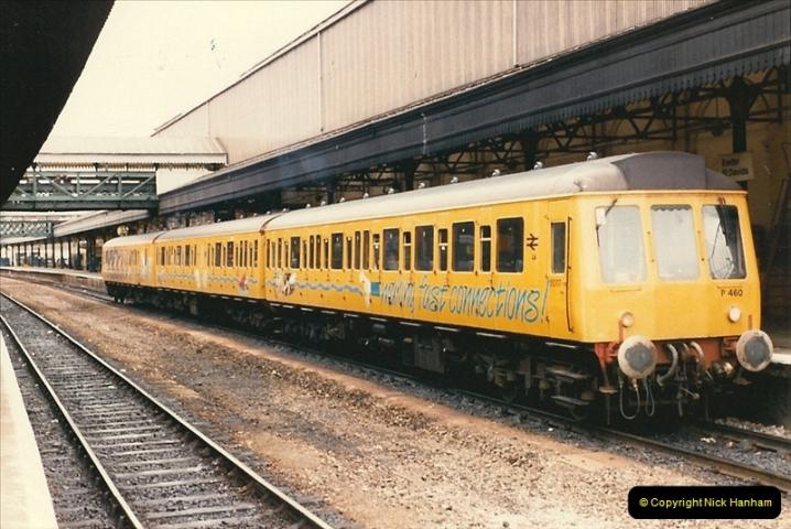 1986-03-22 Exeter St. Davids.  (10)0082
