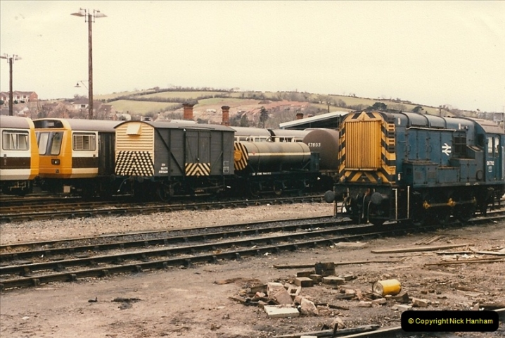 1986-03-22 Exeter St. Davids.  (11)0083