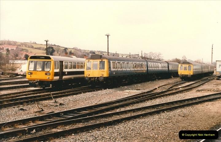 1986-03-22 Exeter St. Davids.  (13)0085