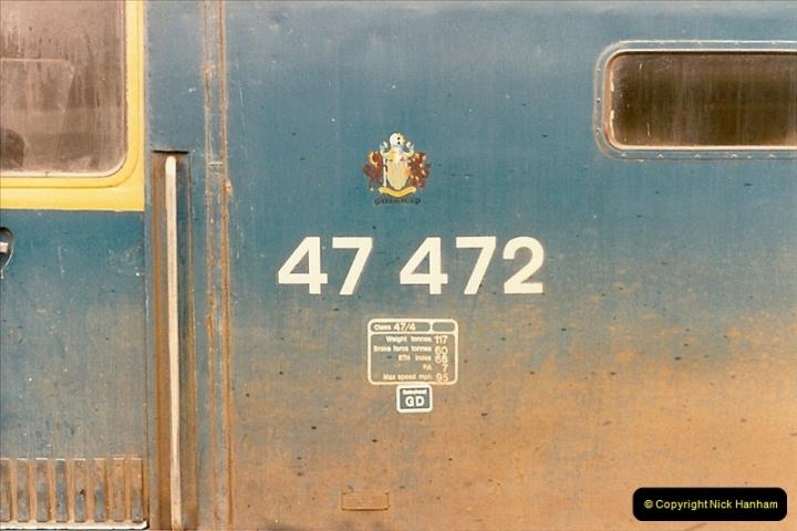 1986-03-22 Exeter St. Davids.  (21)0093