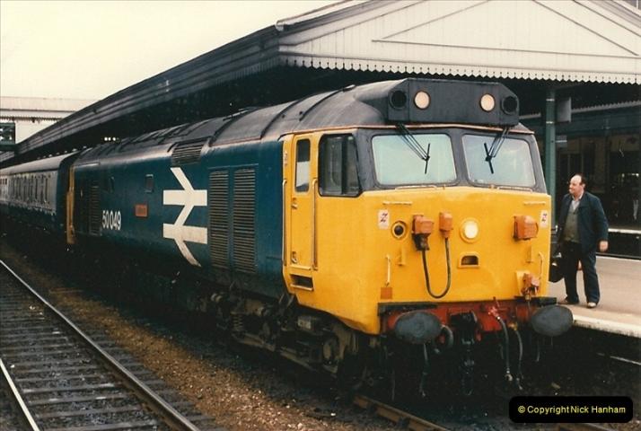 1986-03-22 Exeter St. Davids.  (22)0094